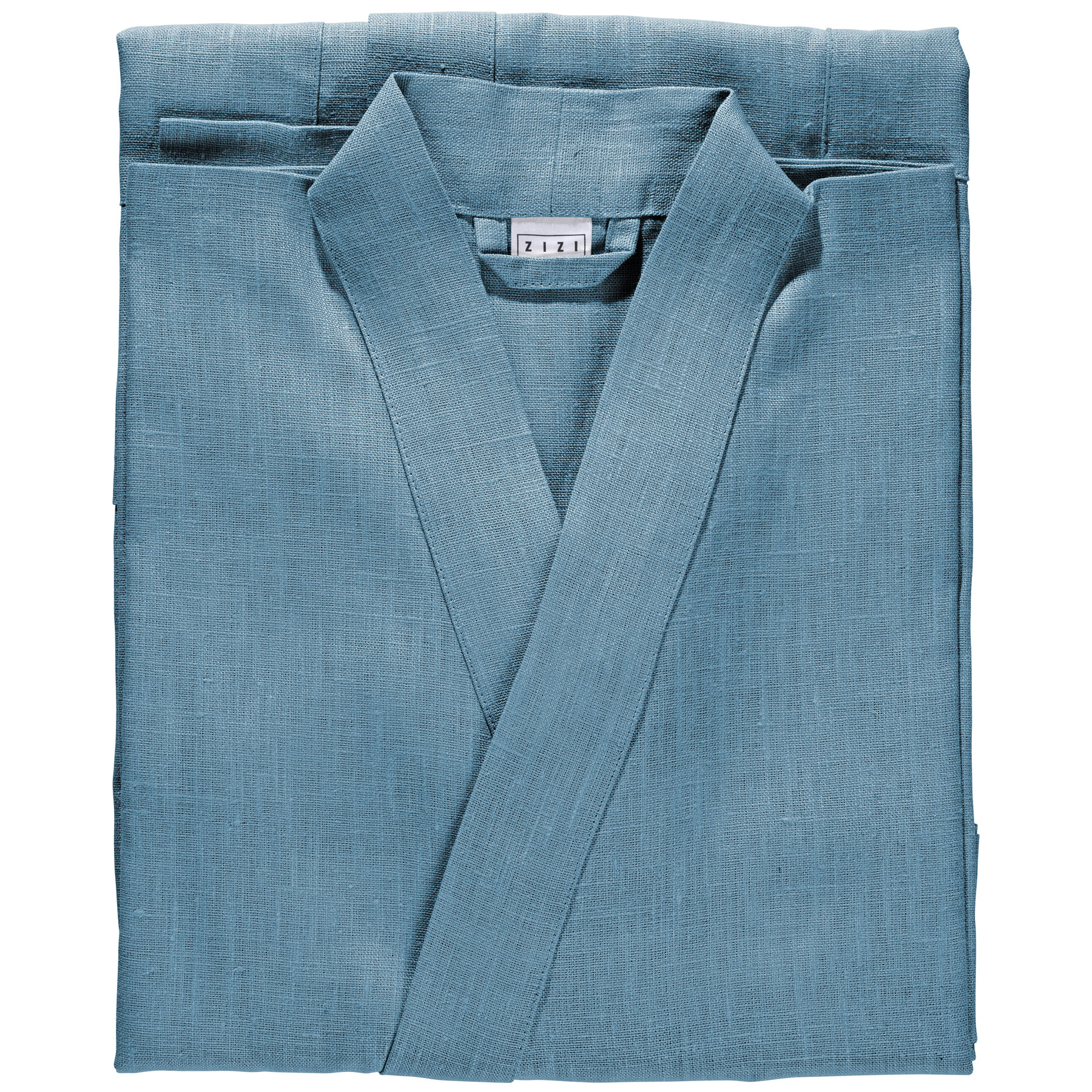 BATHROBE PLAIN <br />niagara blue