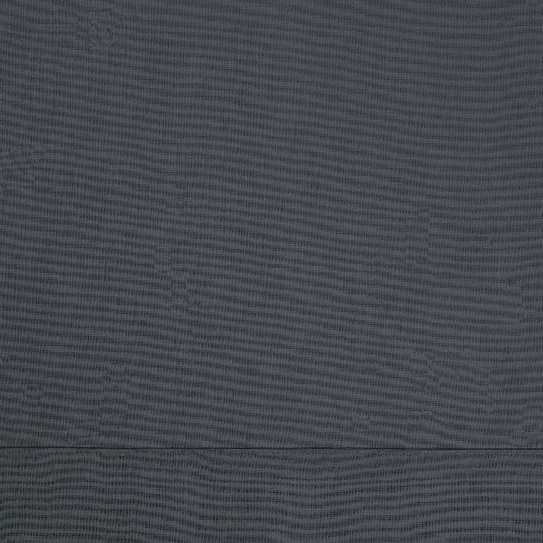 BED SHEET <br />asphalt gray
