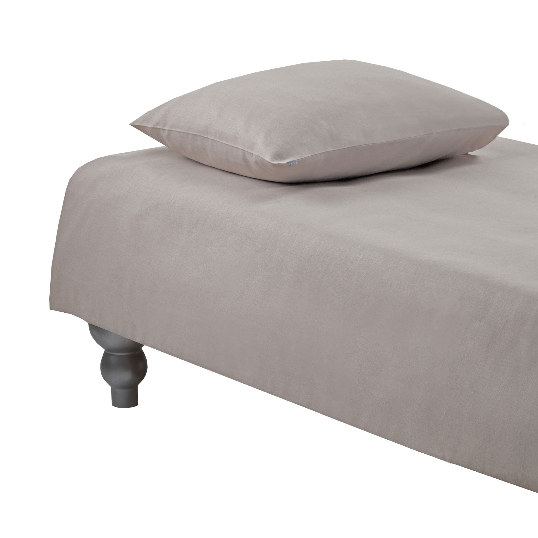DUVET COVER PLAIN <br />sand