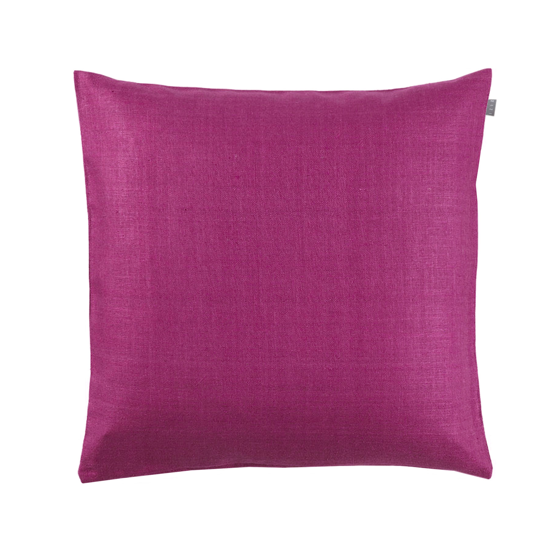 CUSHION COVER PLAIN <br />fuchsia