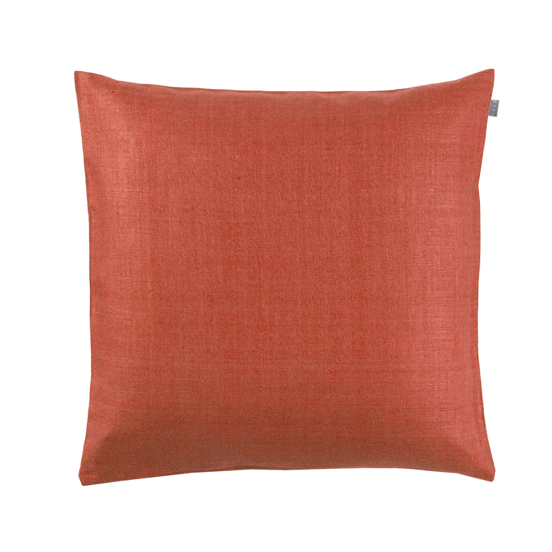 CUSHION COVER PLAIN <br />orange