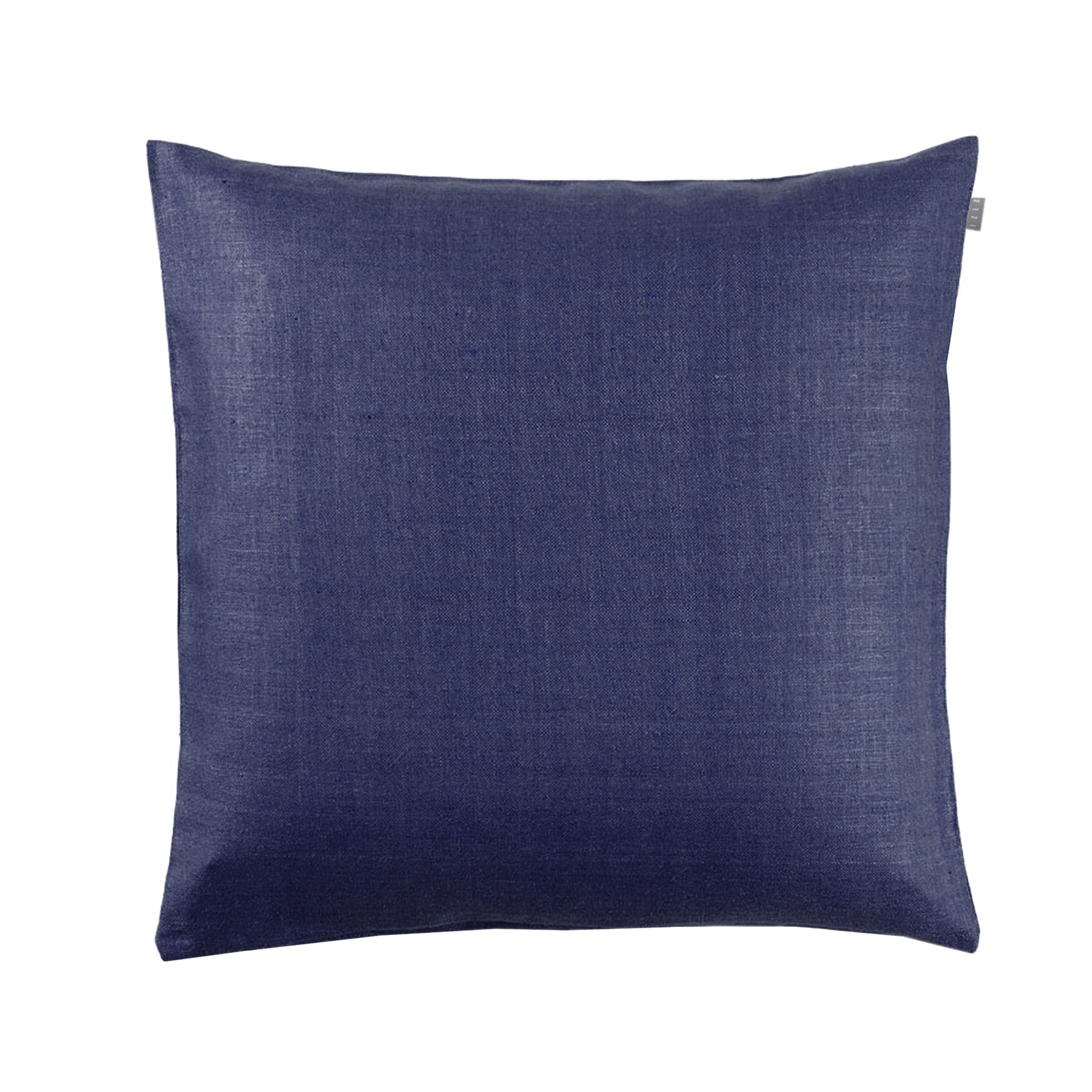 CUSHION COVER PLAIN <br />skipper blue