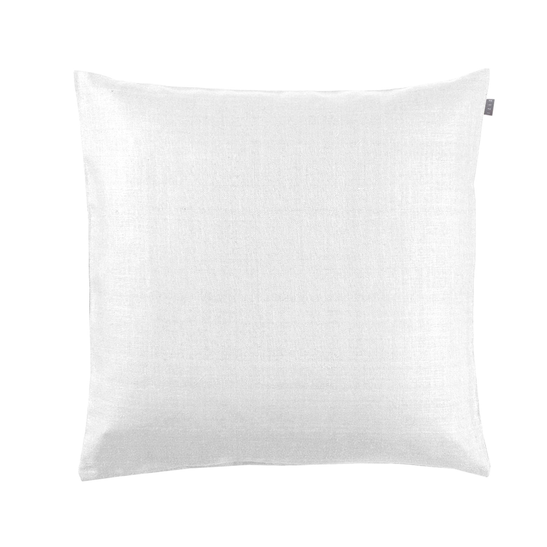 CUSHION COVER PLAIN <br />white