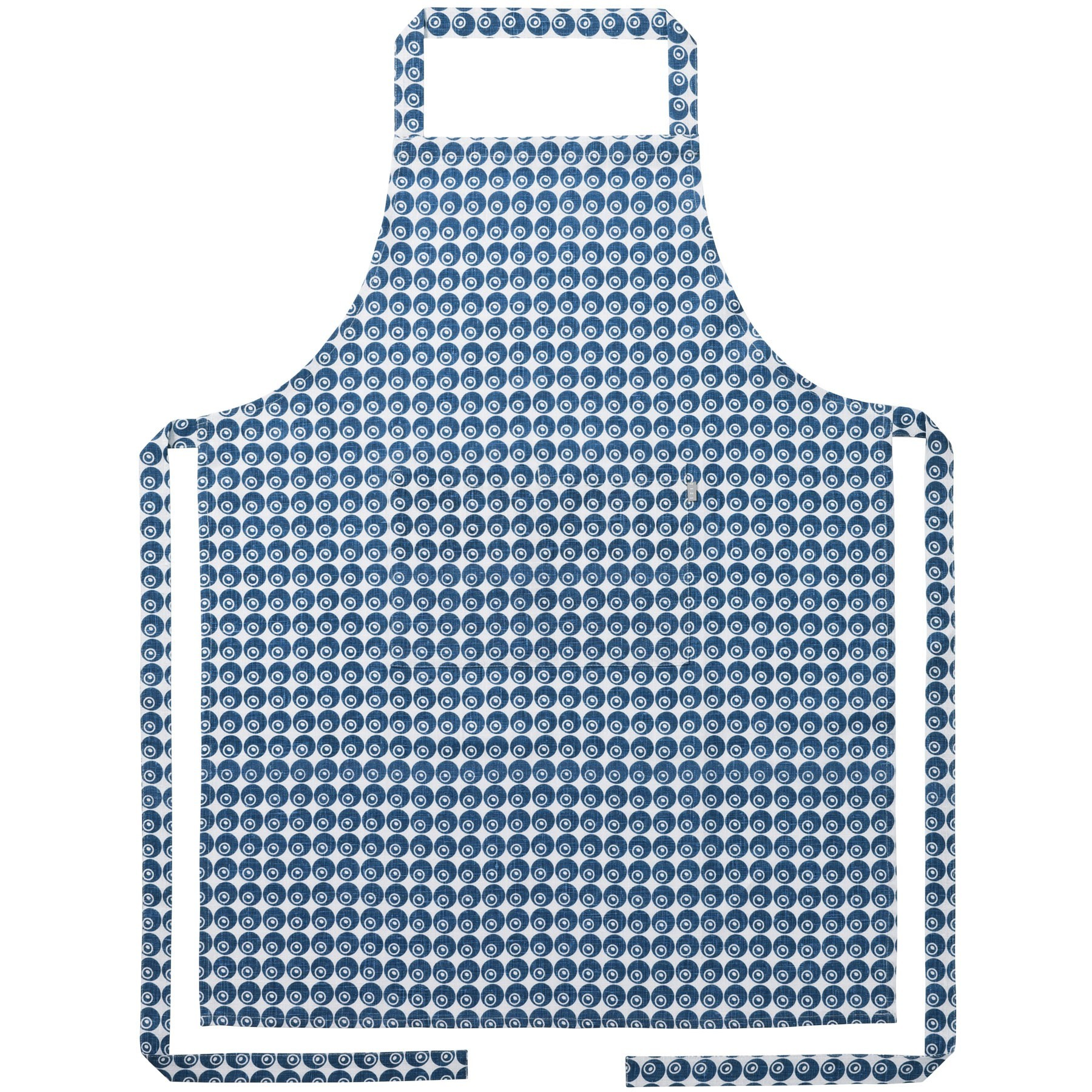 APRON BERRY –blue