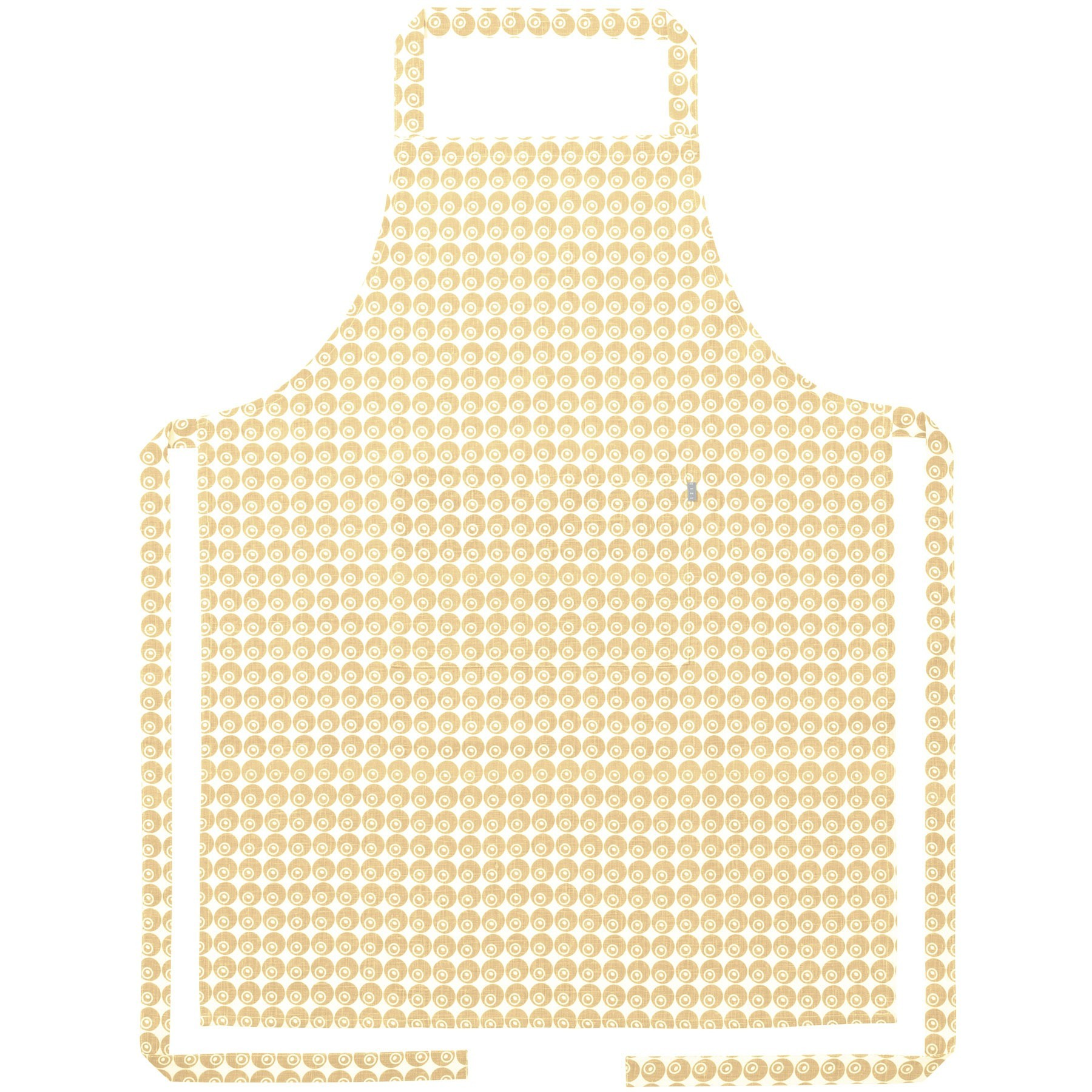 APRON BERRY <br />yellow