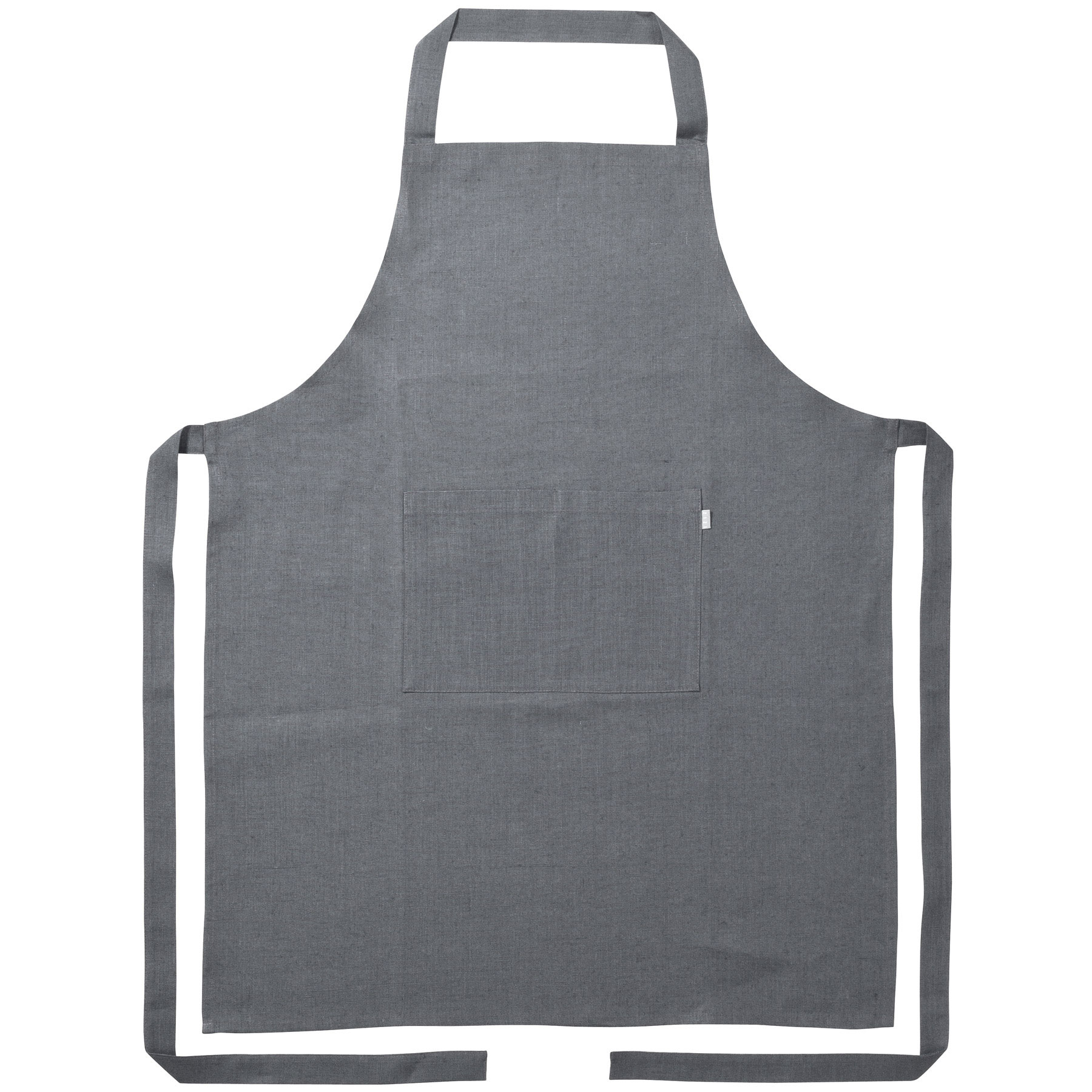 APRON <br />quicksilver gray
