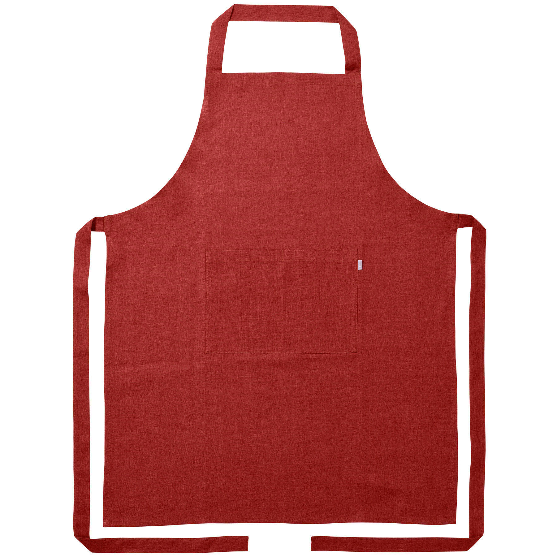 APRON <br />red