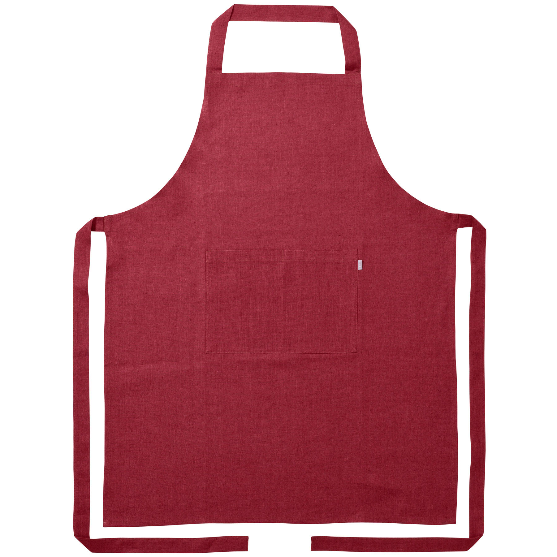 APRON <br />tango red