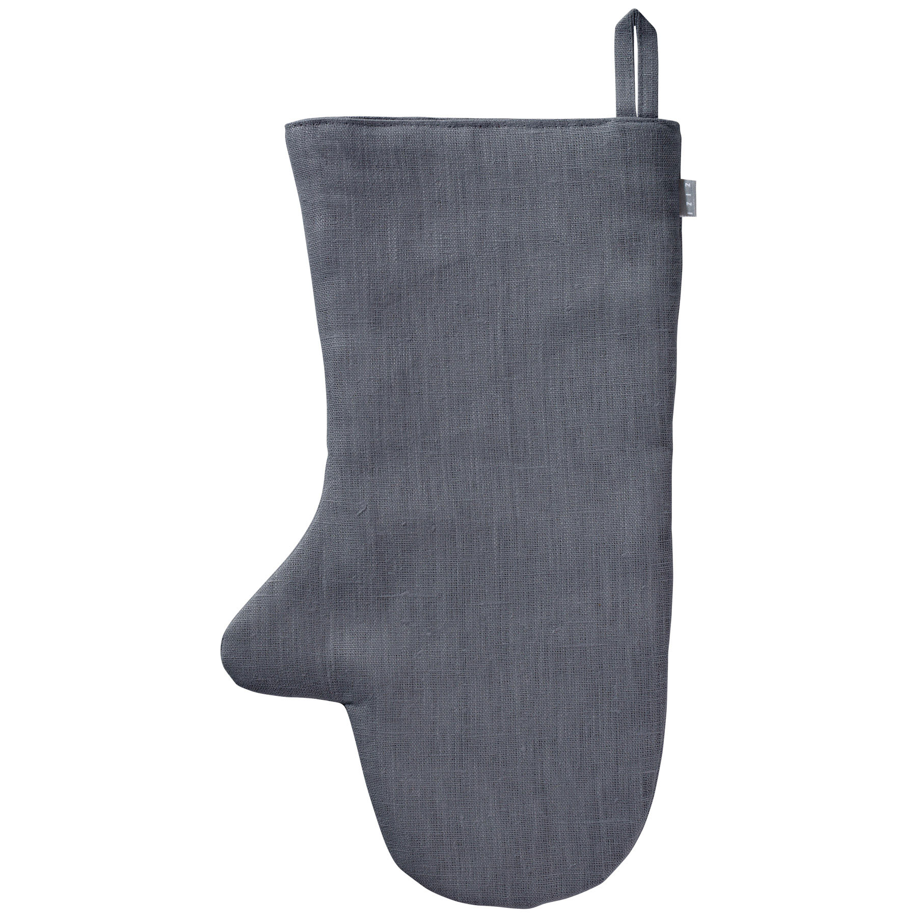OVEN MITT <br />quicksilver gray