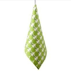 kitchen-tea-towel-big-apple-green