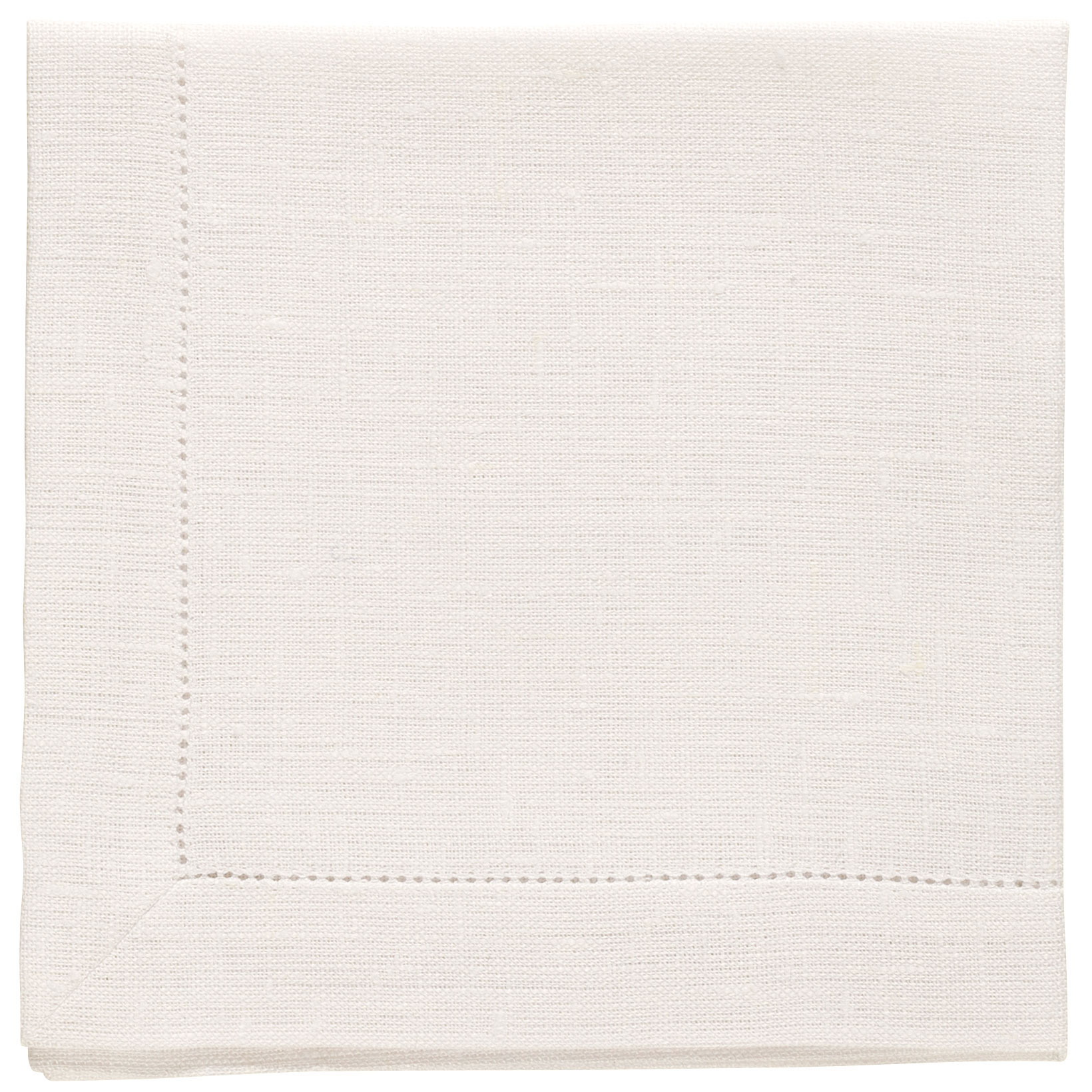 NAPKIN <br />natural white