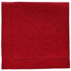 table-napkin-red