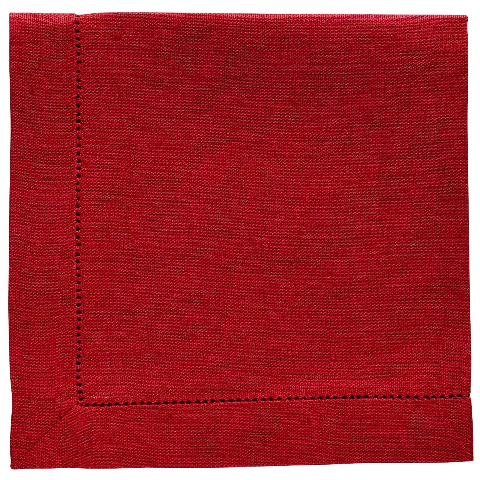 NAPKIN <br />red