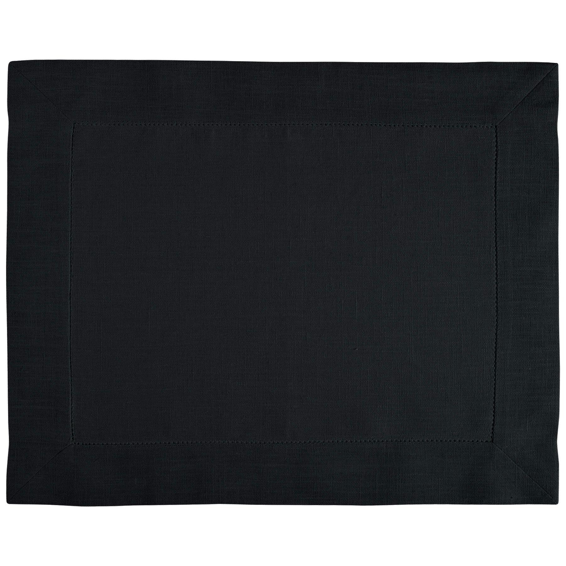 PLACEMAT <br />black
