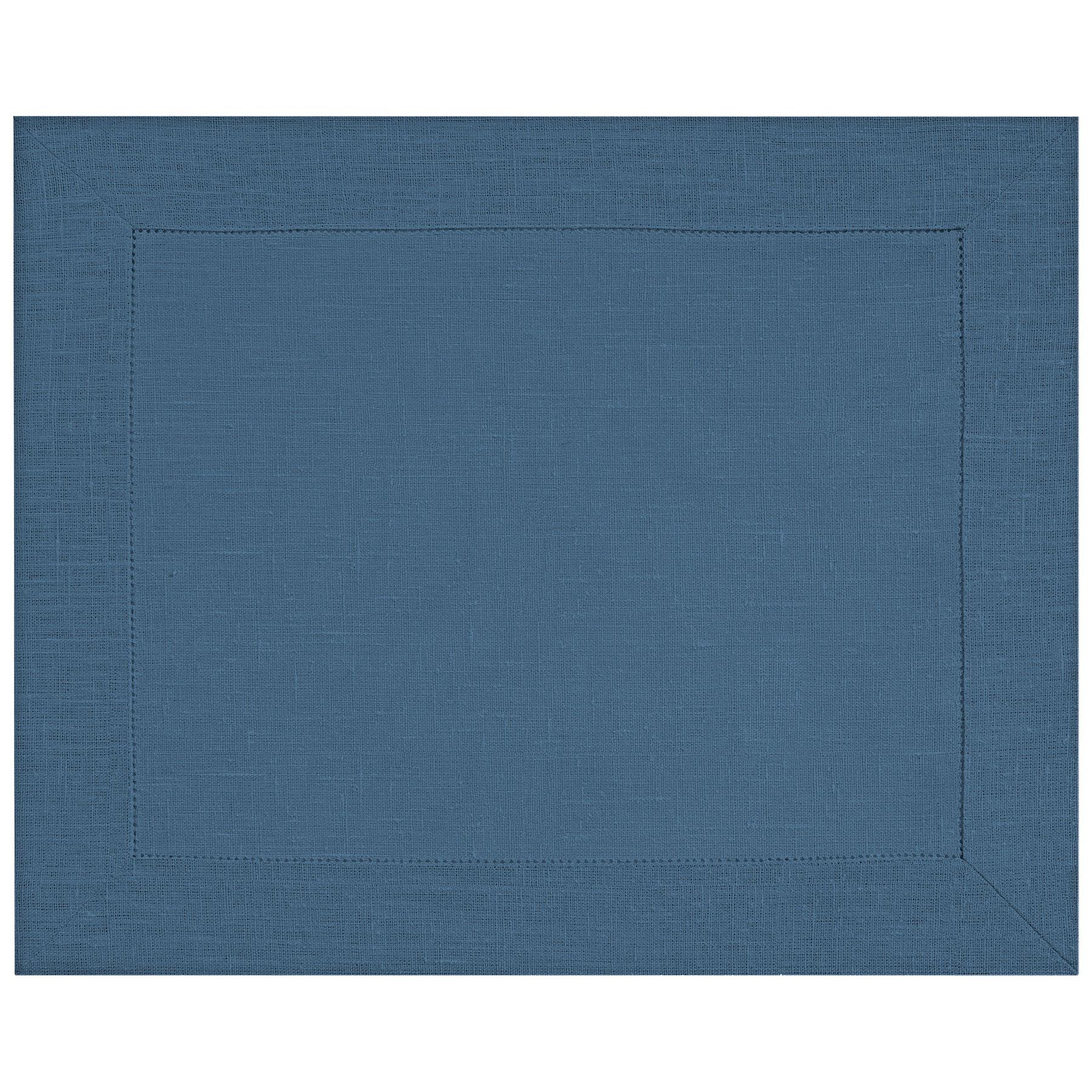 PLACEMAT <br />denim blue