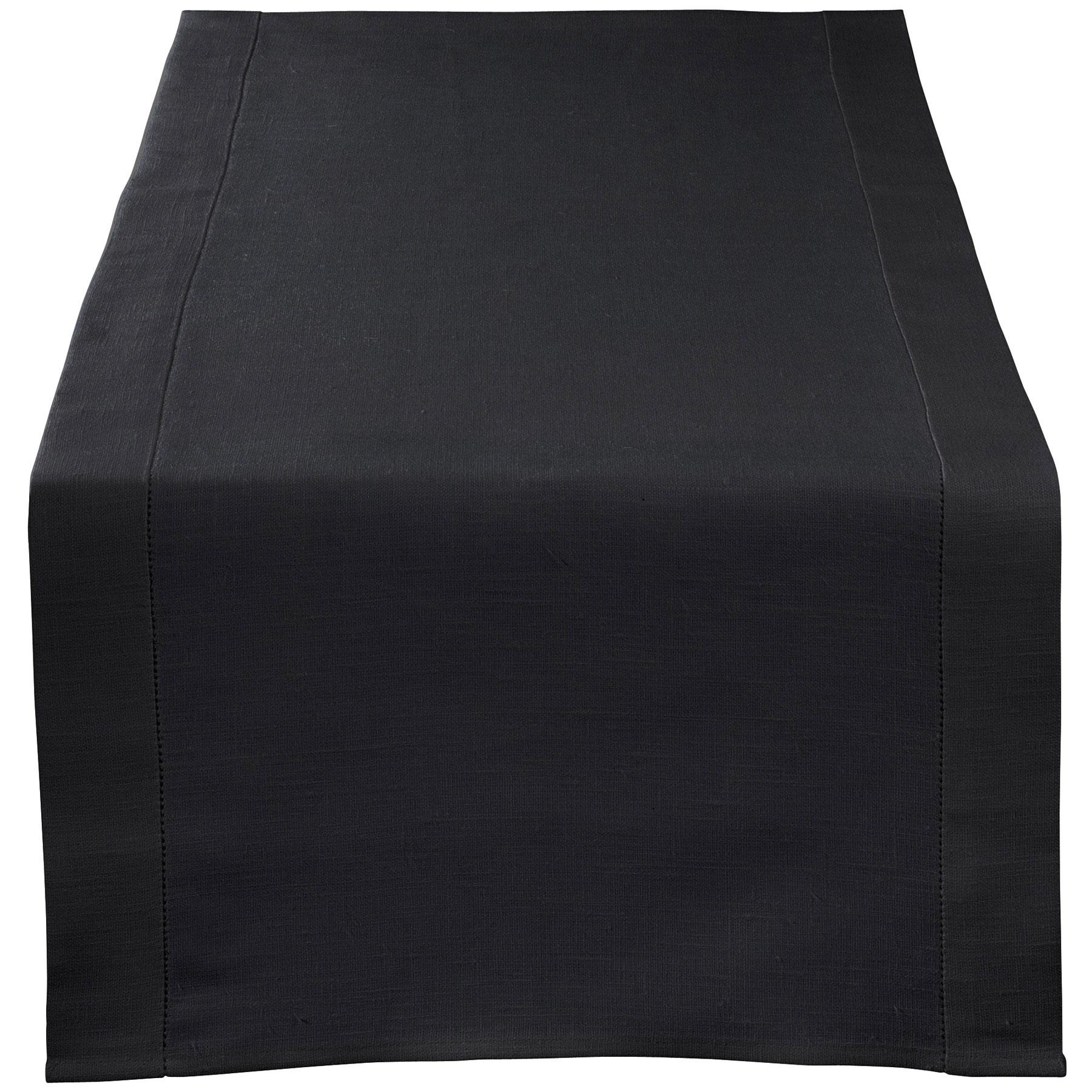 TABLE RUNNER <br />black