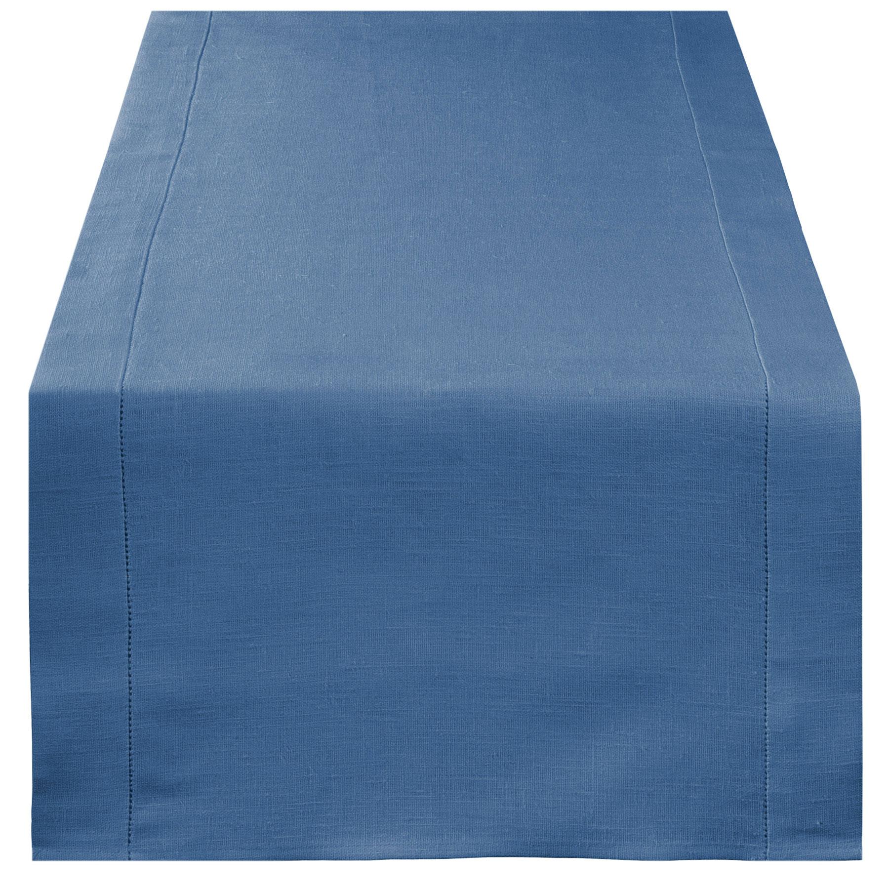 TABLE RUNNER <br />denim blue