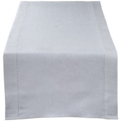 table-table-runner-light-gray