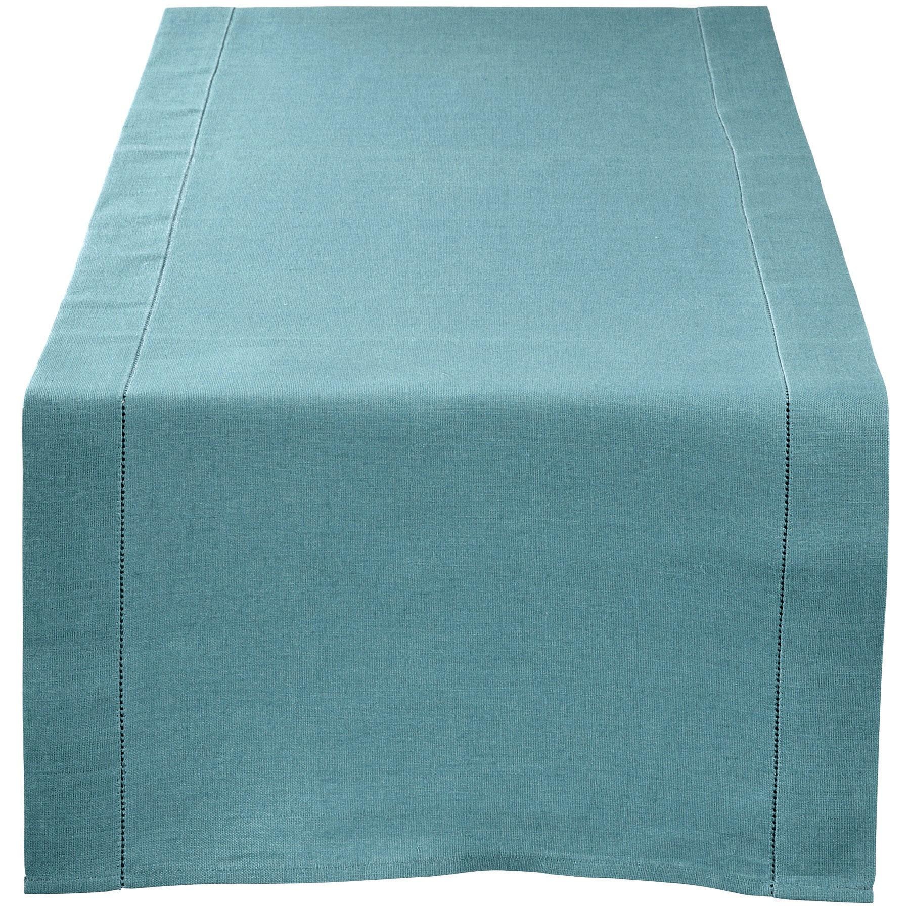 TABLE RUNNER <br />niagara blue
