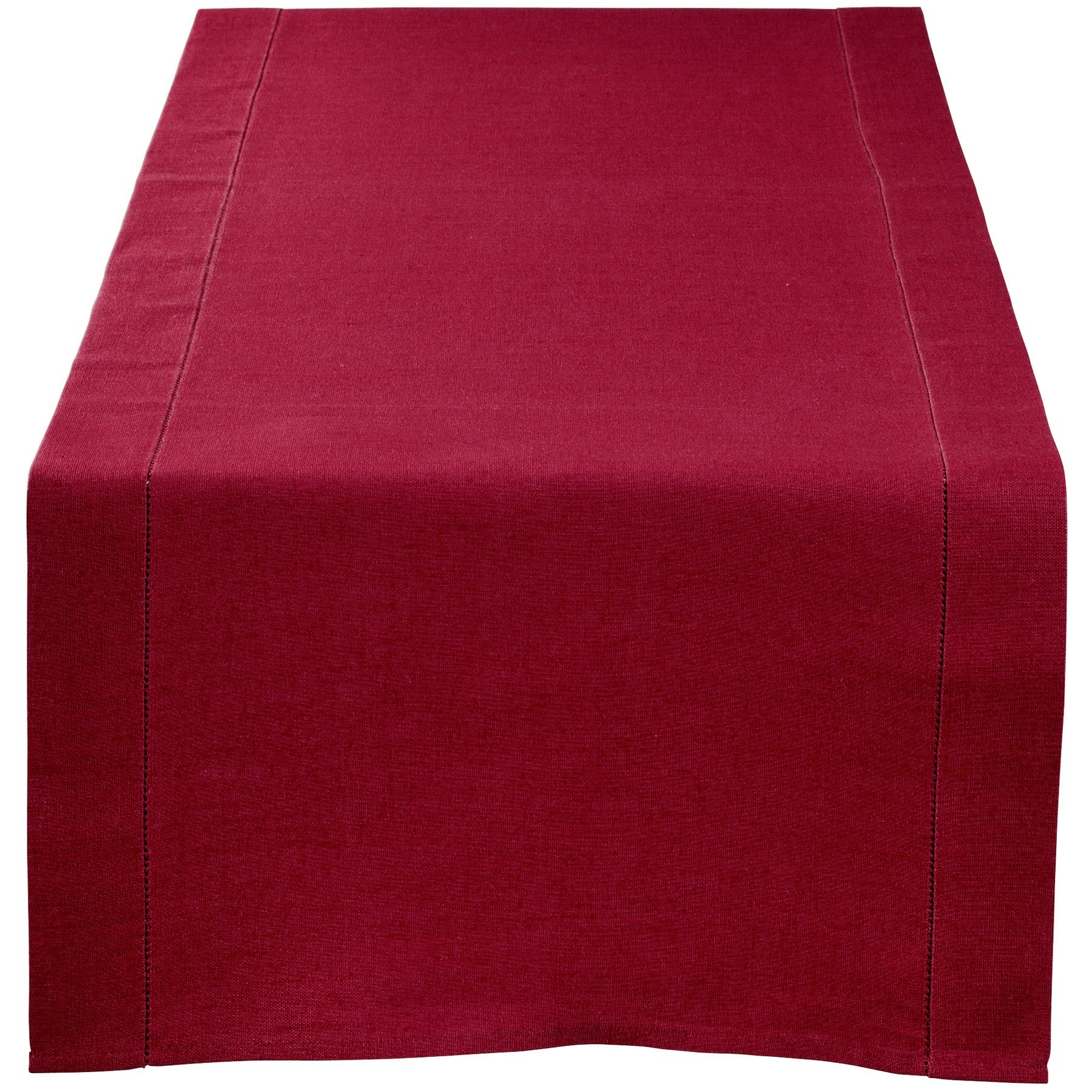 TABLE RUNNER <br />tango red