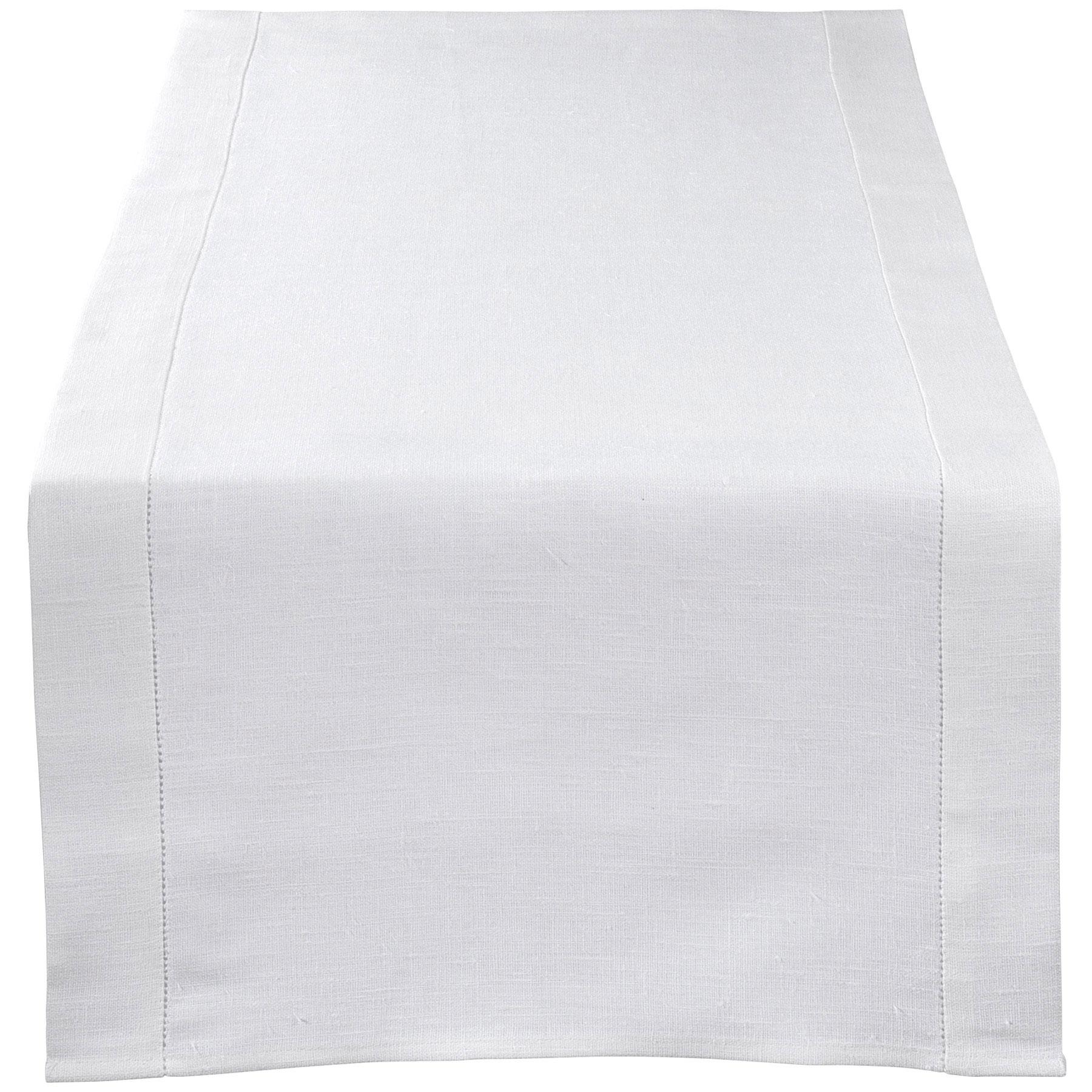 TABLE RUNNER <br />white