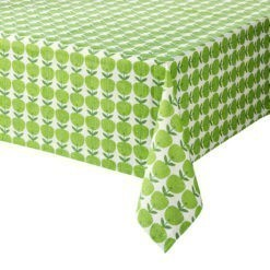 table-tablecloth-apple-green