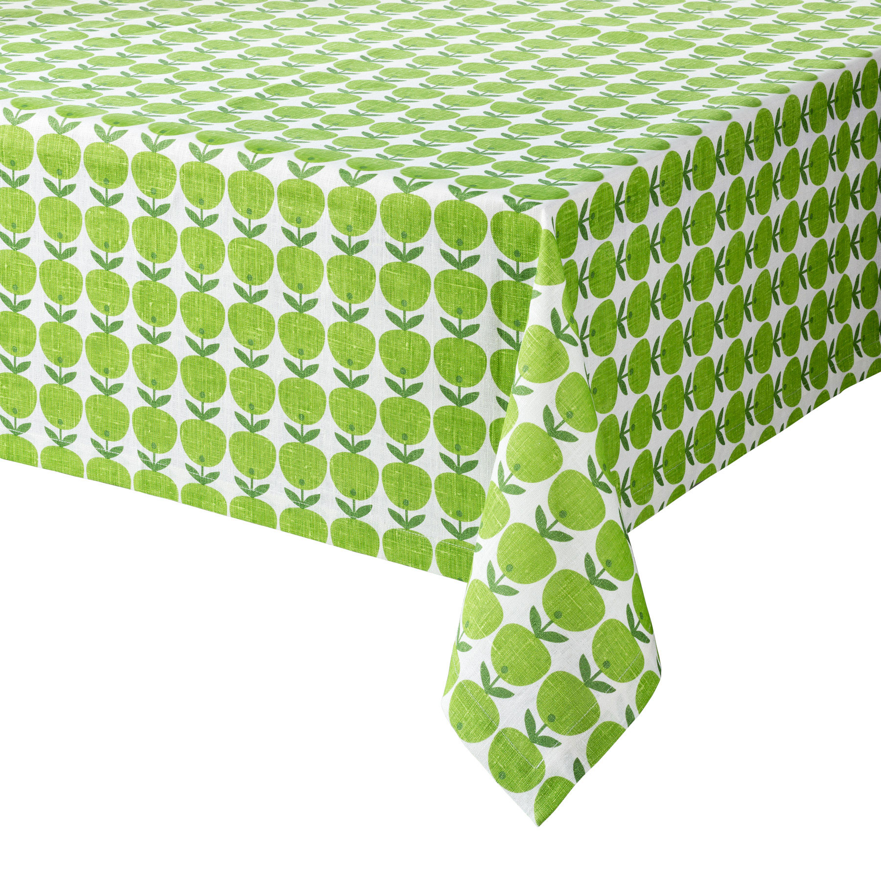 TABLECLOTH BIG APPLE <br />green