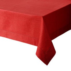 table-tablecloth-red