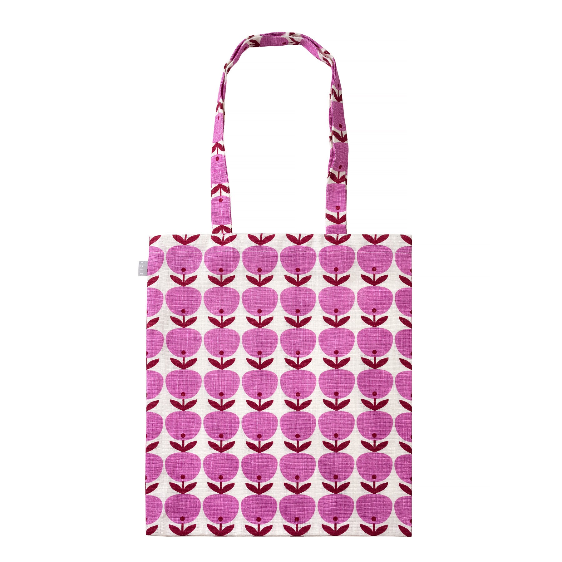 BAG BIG APPLE <br />pink