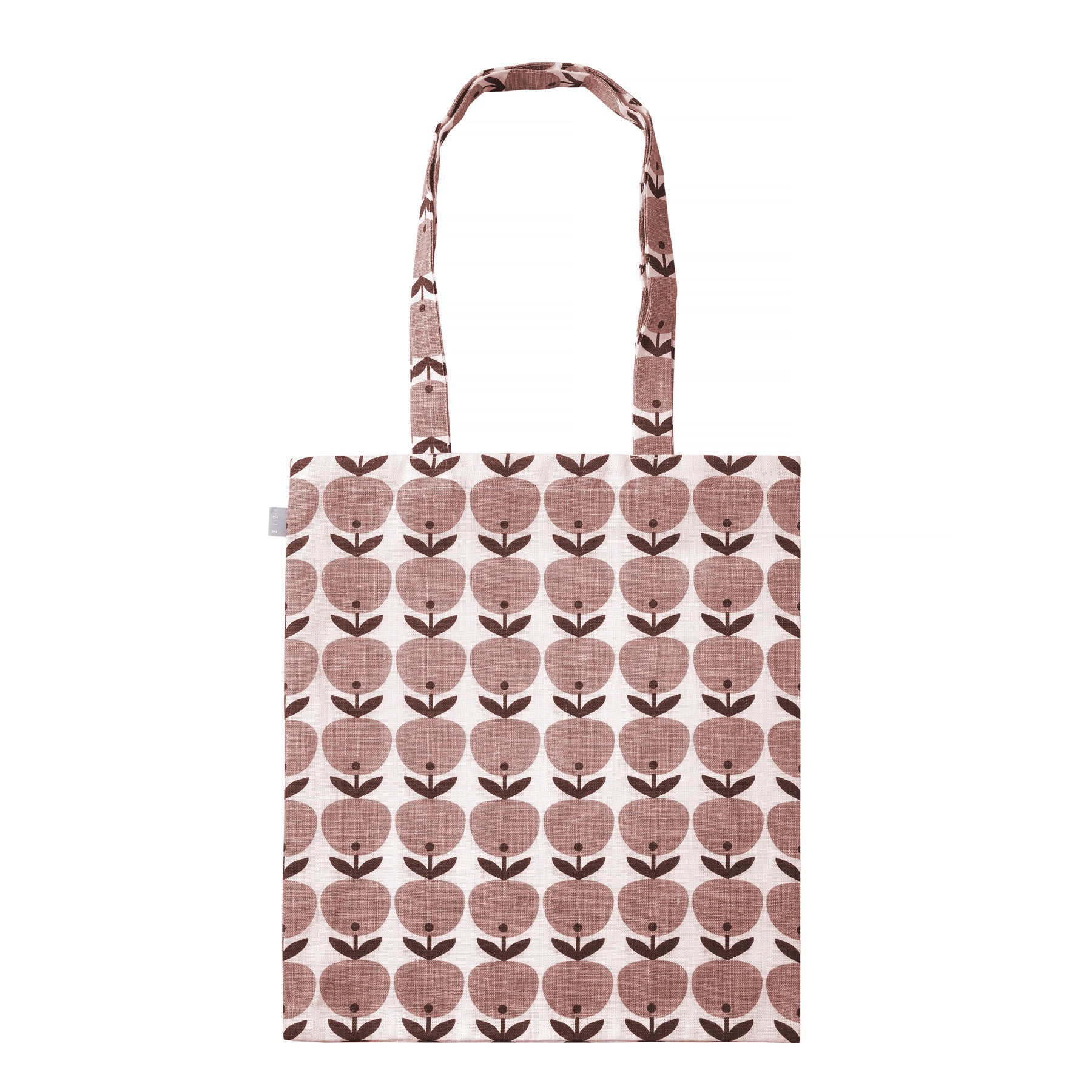 BAG BIG APPLE <br />brown