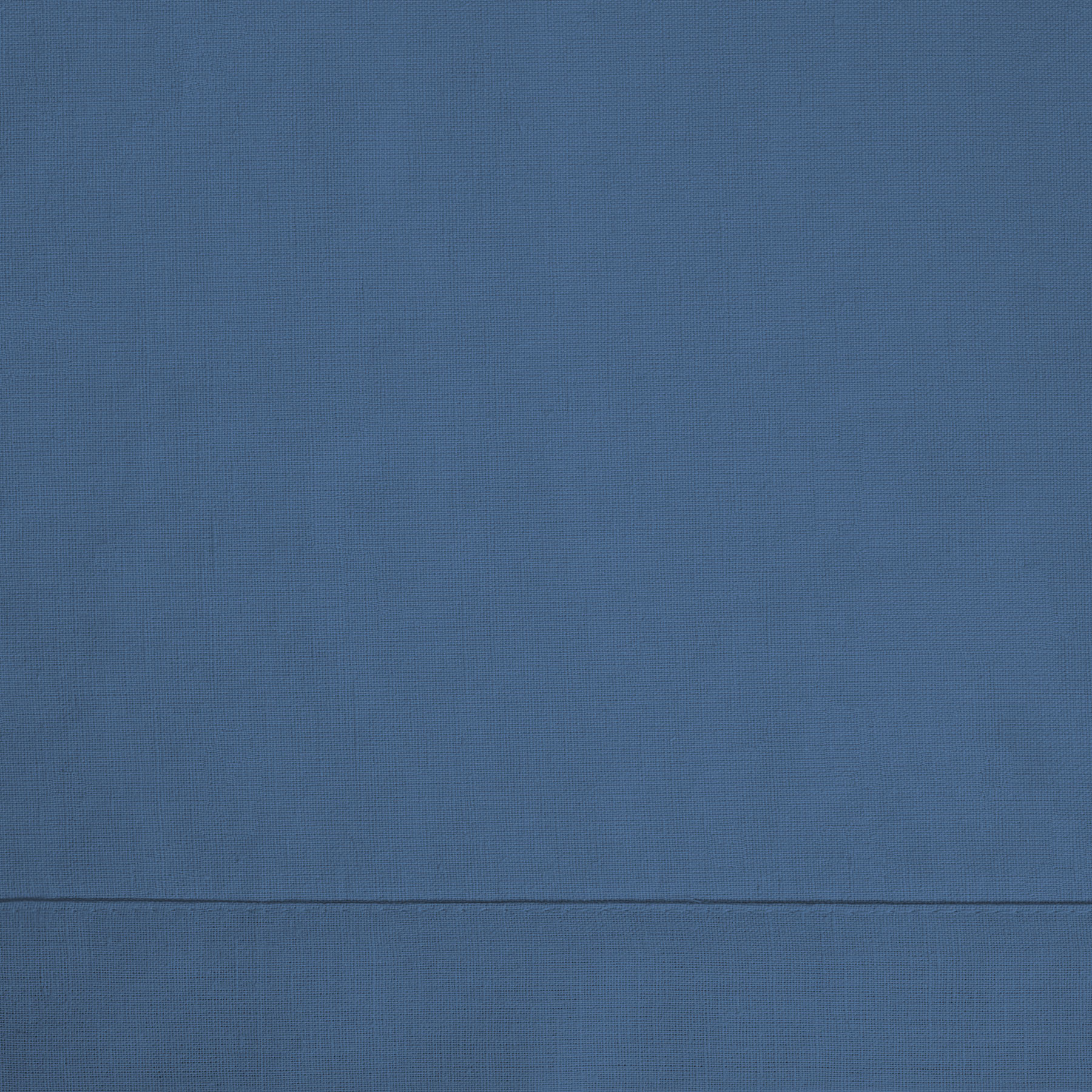 BED SHEET <br />denim blue
