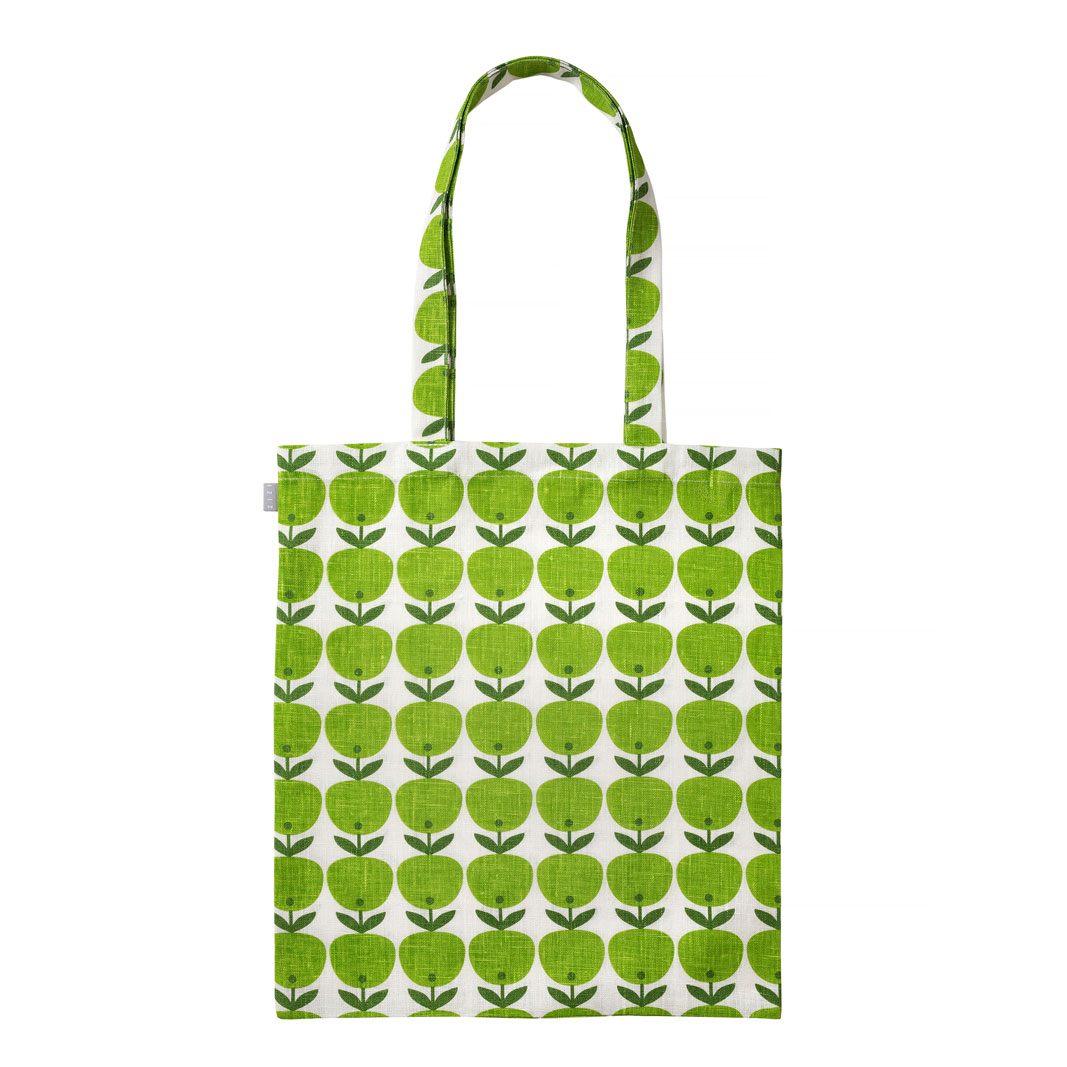 BAG BIG APPLE <br />green