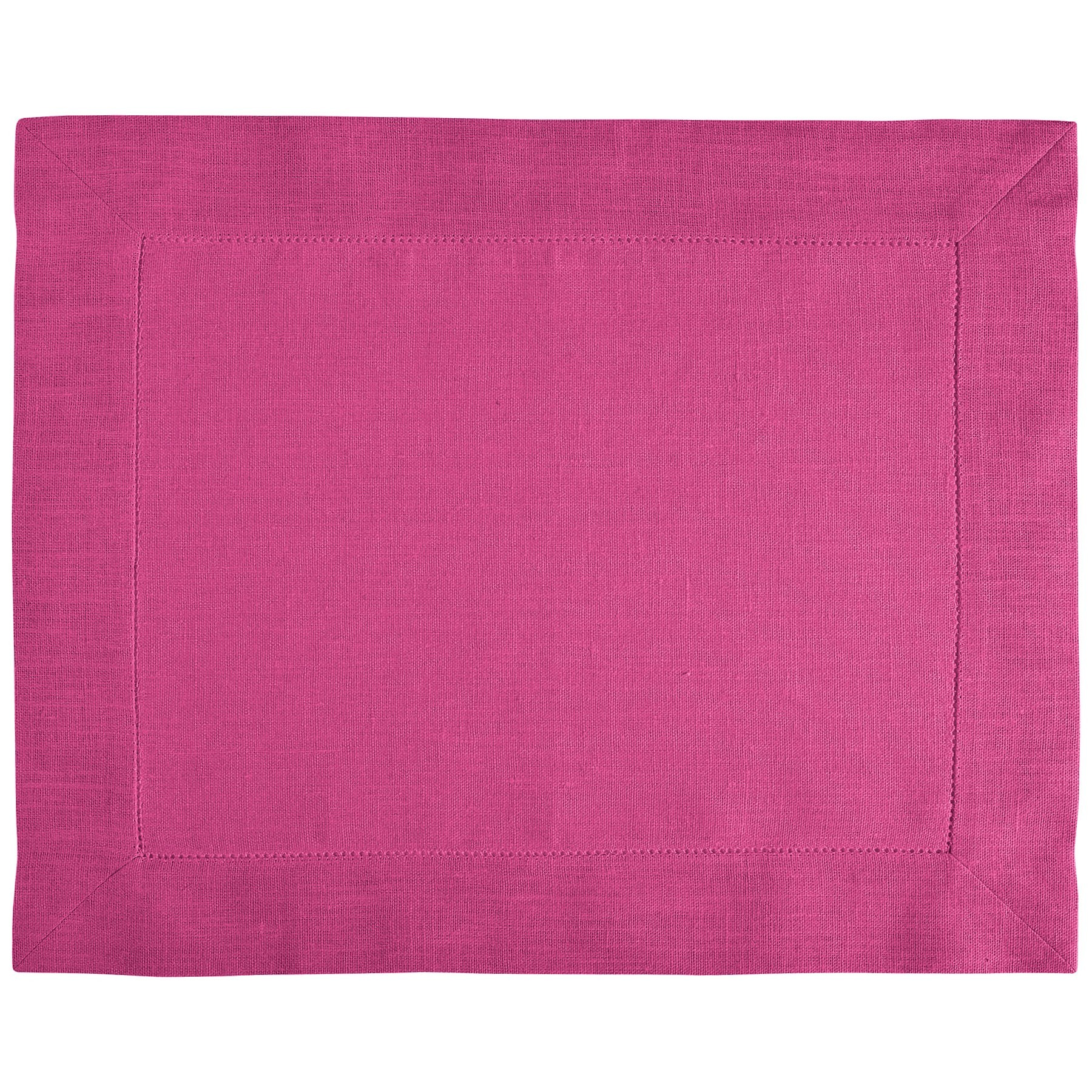 PLACEMAT <br />fuchsia