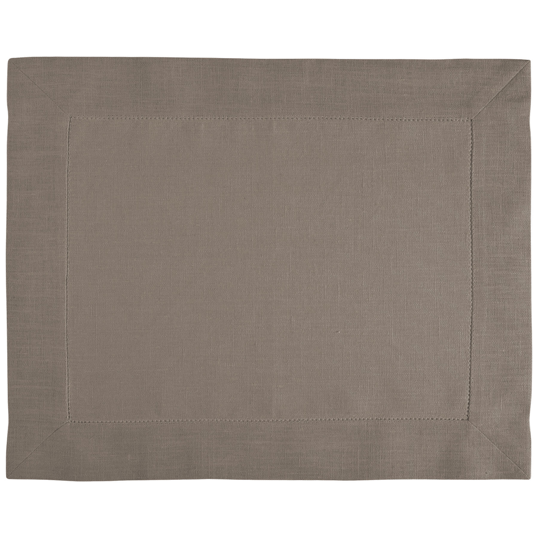 PLACEMAT <br />taupe