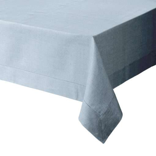 TABLECLOTH –dusty blue