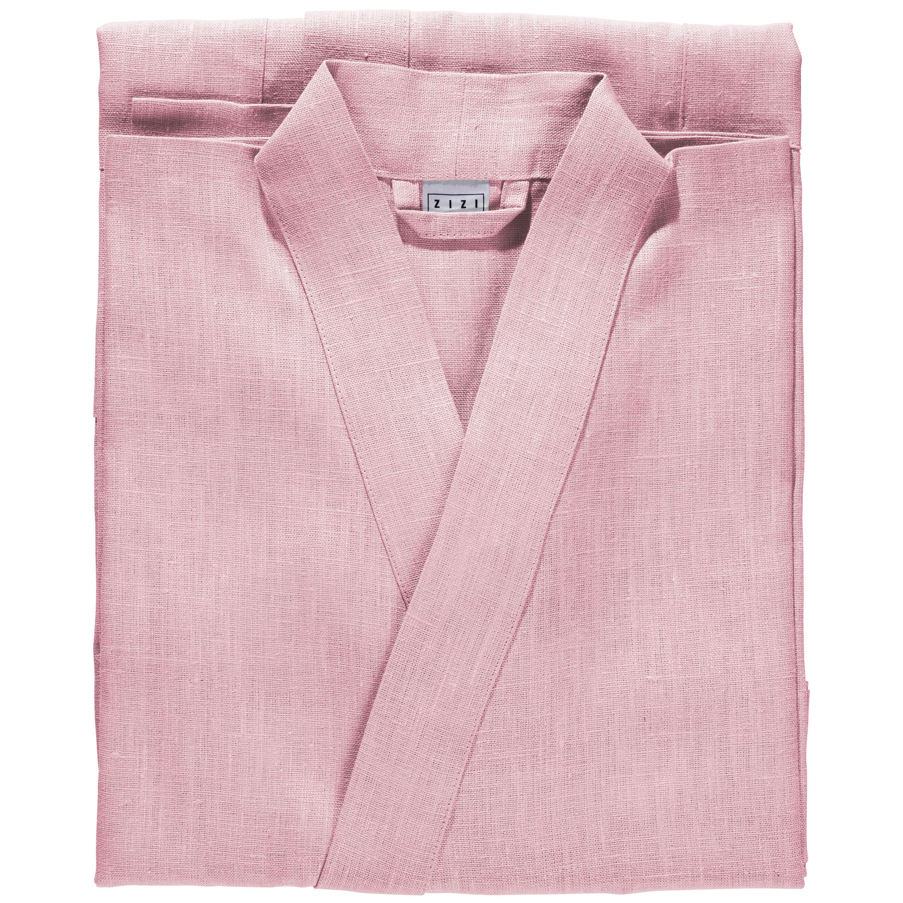 BATHROBE PLAIN <br />pink