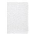 BATH TOWEL WAFFLE –white